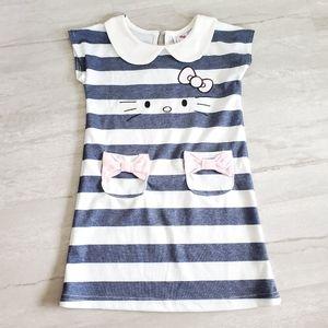 HELLO KITTY pocket dress
